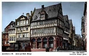 Haus Im Grünen Frankfurt : haus zur goldenen waage frankfurt am main wikipedia ~ Lizthompson.info Haus und Dekorationen