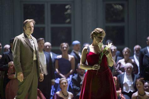 Archiv Jewgeni Onegin  Opera  Opernhaus Zürich