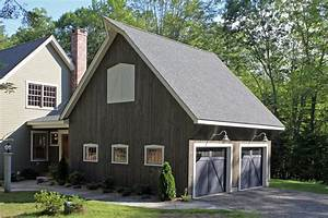 rust garage door farmhouse with attached black post lights