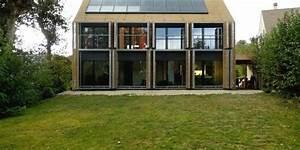 Maison Bioclimatique Passive : le concept de maison passive se rapproche beaucoup de celui de maison solaire on utilise m ~ Melissatoandfro.com Idées de Décoration