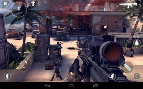 modern combat 4 zero hour v1 1 1 apk data