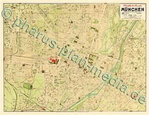 Plan B München : pharus pharus historischer stadtplan m nchen 1912 kleine ausgabe ~ Buech-reservation.com Haus und Dekorationen