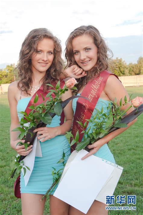 Las gemelas más hermosas del mundo_Spanish.china.org.cn_中国 ...