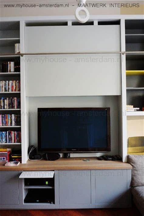 moderne boekenkast hout my house amsterdam moderne houten boekenkasten