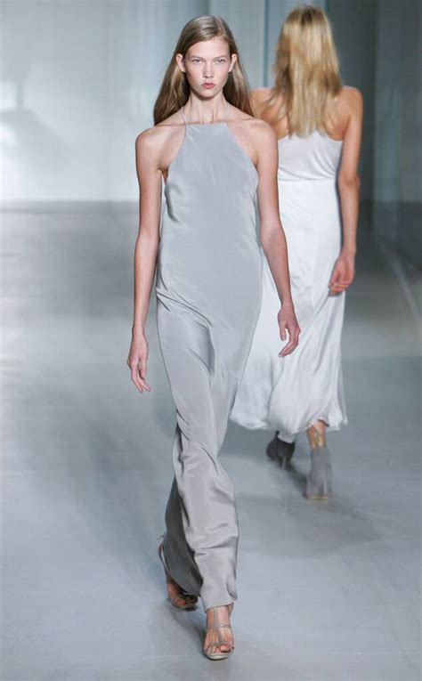 Calvin Klein Spring From Karlie Kloss Runway Shows