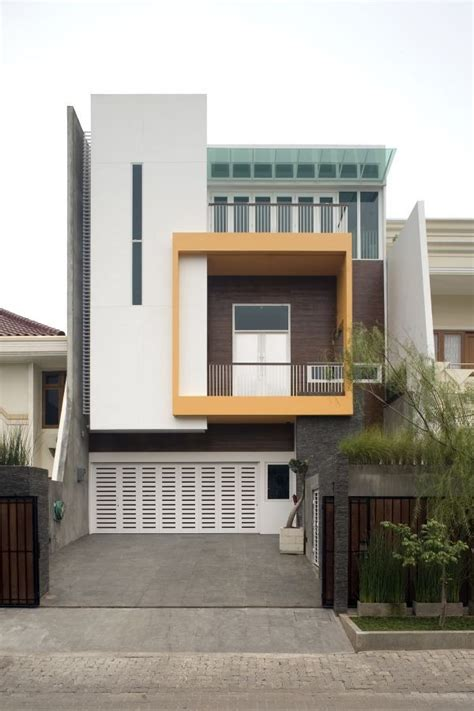 Contemporary Minimalist Courtyard Design Ideas Home