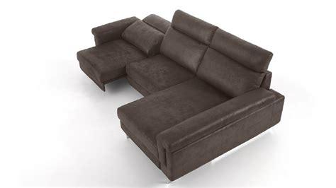 canape d angle avec grande meridienne canapé d 39 angle canelo fonction relax 2 places avec