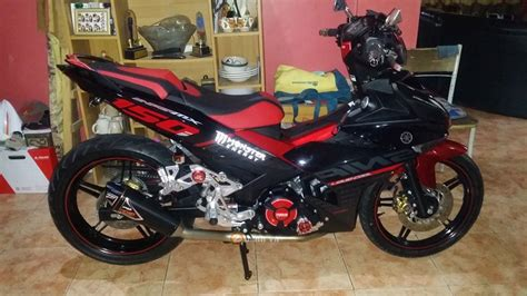 Yamaha Sniper Modified