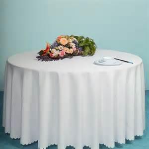 90 quot ronde nappe de table housse en polyester banquet f 234 te de mariage eur 99 99 picclick fr