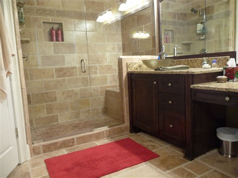 Average Cost To Remodel A Small Bathroom by Bathroom Remodel Cost Breakdown Tile Ideas Tub Shower