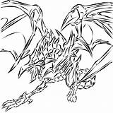 Eyes Wyvern Dragon Drawing Line Template Coloring Pages Sketch Getdrawings sketch template