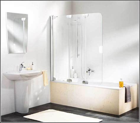 Duschabtrennung Badewanne Glas 3 Teilig Badewanne