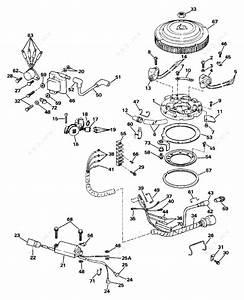 Evinrude 1988 48 - Ve48eslccc  Ignition System