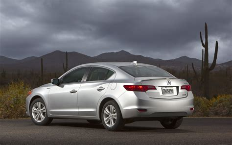 Used Acura Ilx Hybrid by Acura Ilx Hybrid 2014 Widescreen Car Wallpaper 57