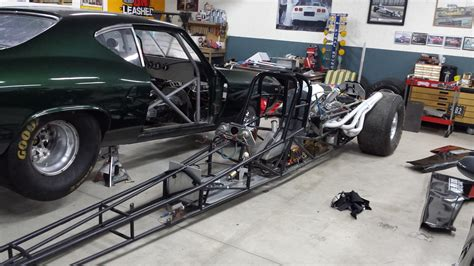 Ls6 Powered Rear Engine Dragster Build Thread