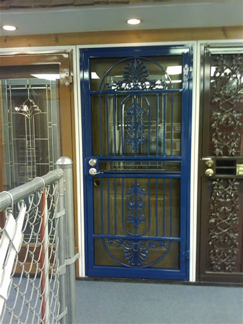 security doors chicago illinois exterior services chicago security doors