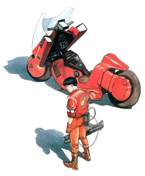 Anime Film Science Fiction Akira Is A 1988 Japanese Science Fiction Anime Film