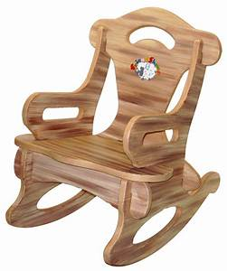 The Features of Baby Rocking Chair | Silo Christmas Tree Farm
