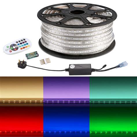 colored led light strips multi color led strip christmas lights 50m rgb led strip