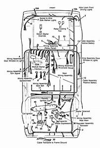 Wiring Diagram 1972 Ford Pantera
