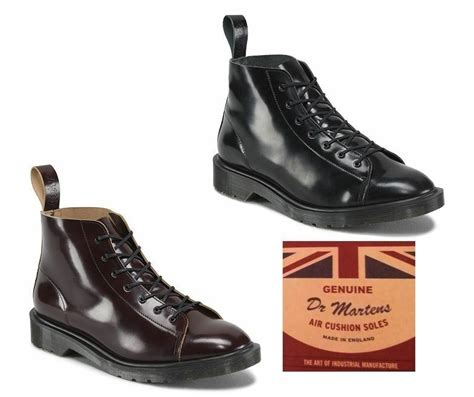 Dr Martens Madein Thailand dr martens les made in mie boanil brush leather 7