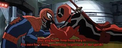 Deadpool Quickie Lunch Series Spiderman Break Spideypool