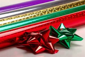 Foil, Wrapping, Paper