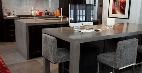 pictures of grey kitchen cabinets so many pair concrete counters with white cabinets 7458
