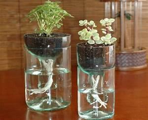Basteln Mit Glasflaschen : vase selber machendo it yourself trend diy bastelideen ~ Watch28wear.com Haus und Dekorationen