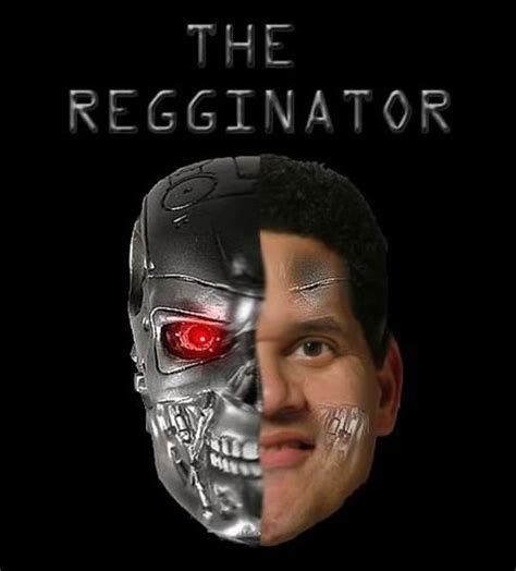 Reginald Meme - image 336577 reggie fils aime know your meme