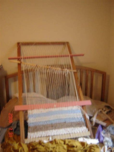 rag rug loom for frame loom rag rug 183 a rag rug 183 weaving on cut out keep