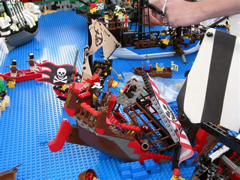 Lego Sinking Ship by Lego Pirate Ship Sinking Www Pixshark Images