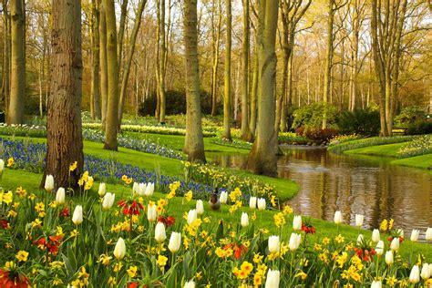 Jardin Botanique D Amsterdam by Keukenhof Jardinier Paresseux