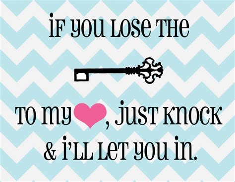 Youre The Key To My Heart Quotes