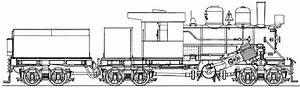 Climax Locomotive Diagram