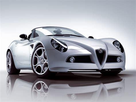 Alfa Romeo Car :  Alfa Romeo 8c
