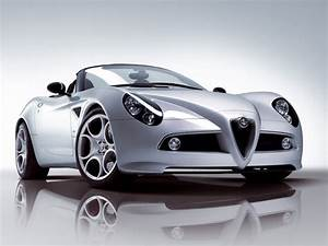 Alfa Romeo Nice : sport car alfa romeo 8c ~ Gottalentnigeria.com Avis de Voitures