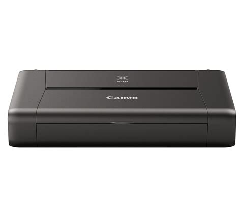 buy canon pixma ip110 portable wireless inkjet printer free delivery currys