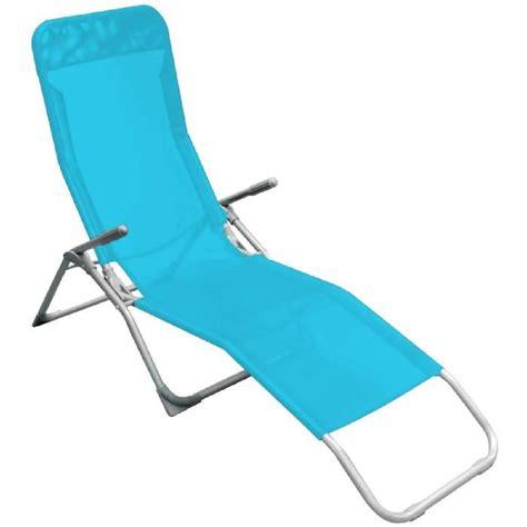 chaise transat bain de soleil chaise longue transat terrasse jardin