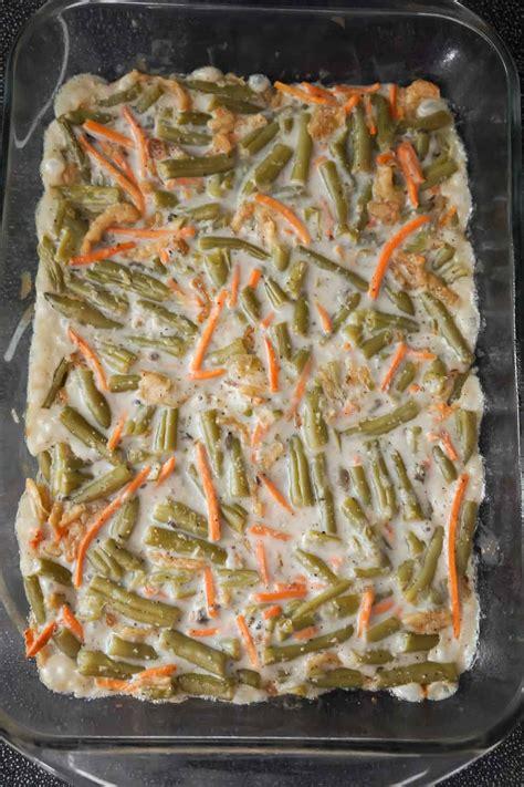 green bean casserole  campbells soup