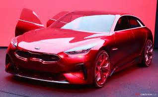 Kia 'proceed Concept' Could Herald New Sporty Estate