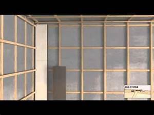 Laminat An Die Wand : wandpaneele laminat an die wand wandvert felung lamiwall youtube ~ Frokenaadalensverden.com Haus und Dekorationen
