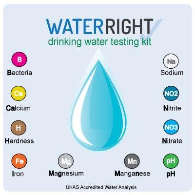 Drinking Water Test Kit - Well & Borehole Water Test Kit ...
