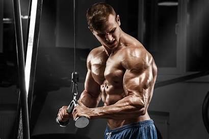 Bodybuilder Muscles Wallpapers 4k Published April