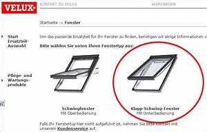 Velux Klapp Schwingfenster Preise : wo bestellt man bei velux ersatzscheibe zum selber einbauen selbsteinbau rue25 notizen ~ Frokenaadalensverden.com Haus und Dekorationen