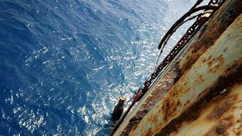 The tank has 1 million barrel of oil which can spill on the sea floor. UN says abandoned tanker near Yemen at risk of exploding   CTV News