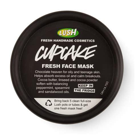 Food face masks