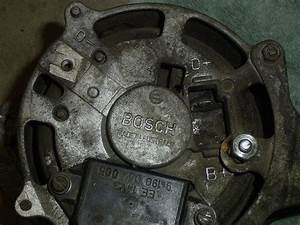 Tech Engine  K Series  Alternator