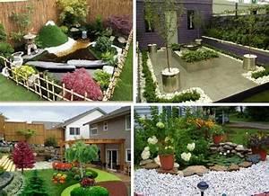 Idée Jardin Japonais : jardin japonais zen id es et conseils d 39 am nagement pour ~ Nature-et-papiers.com Idées de Décoration