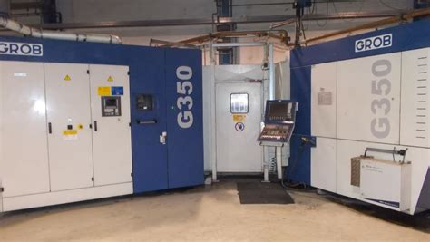pieces grob   axis universal machining centre buy